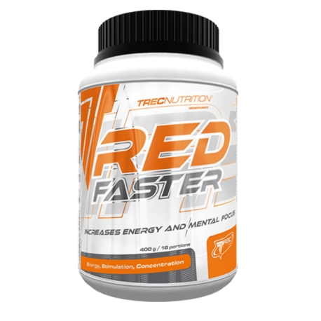 RED FASTER 400Gr