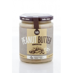 PEANUT BUTTER SMOOTH 500gr