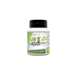 Vit. D3 + K2 [MK-7] 60CAPS
