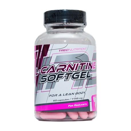 L-CARNITINE SOFTGEL 60CAPS